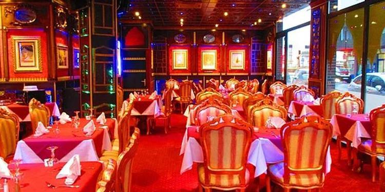 Le Taj Mahal Palace, Restaurant Bois-d'Arcy  #0
