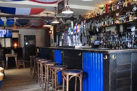 Le WOS Bar, Bar Paris Sorbonne #0