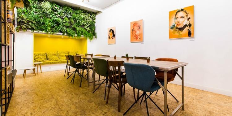 Anticafé Beaubourg, Salle de location Paris Beaubourg #0