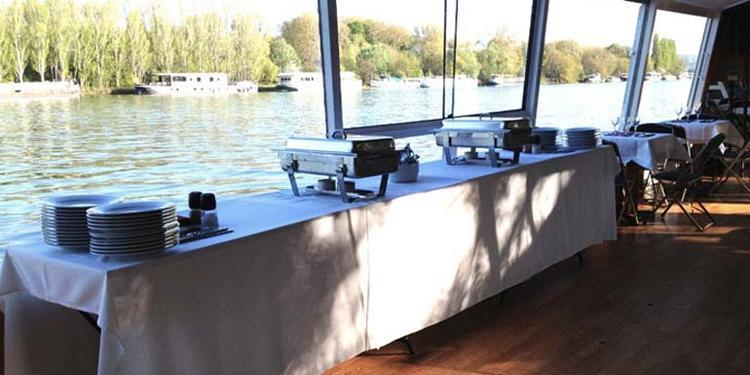 La Péniche Rive Gauche, Salle de location Suresnes Haut-de-Seine #4