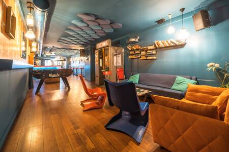 Le Boucan, Bar Paris Blanche #0