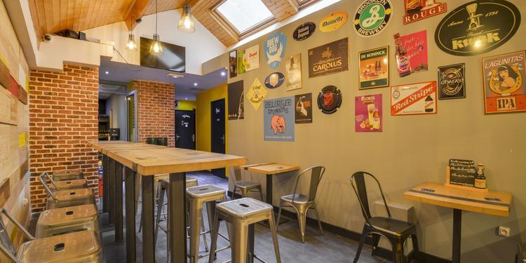 Le Bar and Beer Menilmontant, Bar Paris Menilmontant #0