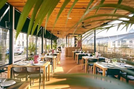 Café del Rey, Bar Madrid Príncipe Pío #0