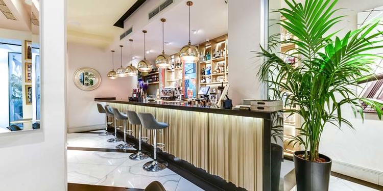West 42nd Restaurant & Cocktails, Bar Madrid Salamanca #1