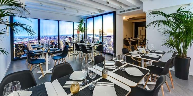 West 42nd Restaurant & Cocktails, Bar Madrid Salamanca #3