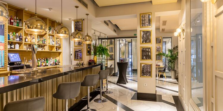 West 42nd Restaurant & Cocktails, Bar Madrid Salamanca #0