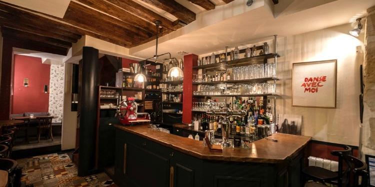 Jack (ex-Postiche bar), Bar Paris Les Halles #1