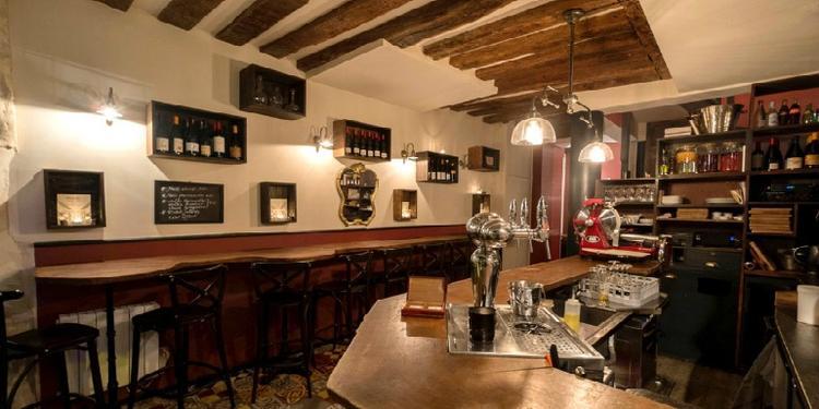 Jack (ex-Postiche bar), Bar Paris Les Halles #5