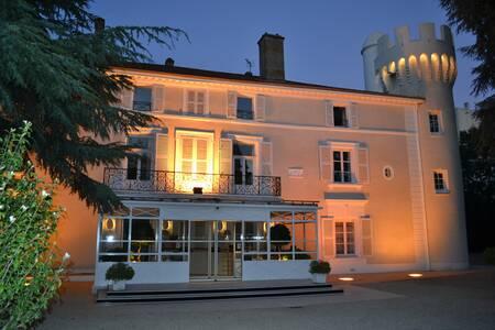 Le Château de Montchat, Salle de location Lyon Montchat #0