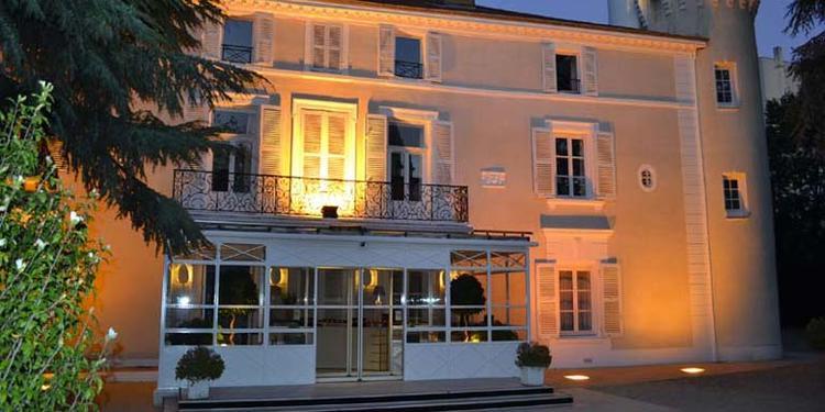 Le Château de Montchat, Salle de location Lyon  #0