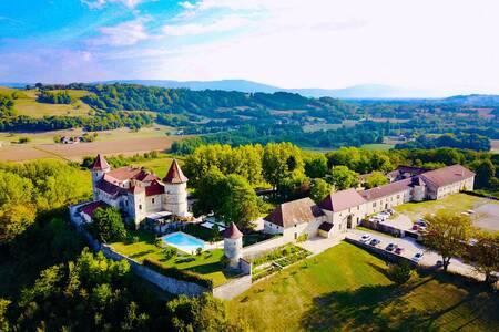 Le Château de Chapeau Cornu, Salle de location Vignieu Vignieu #0