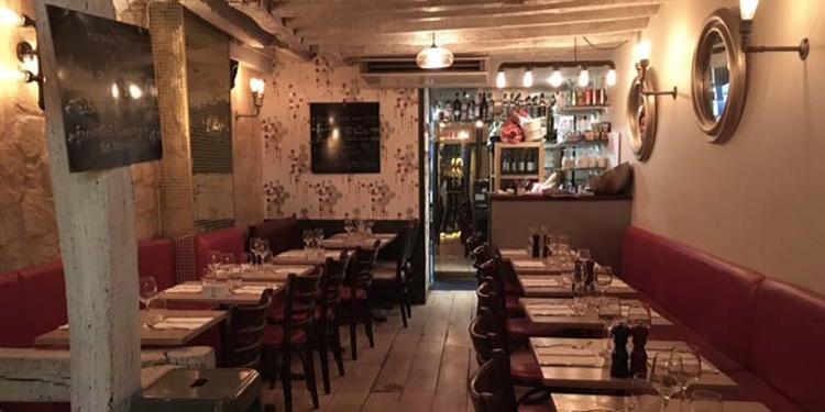 Les Fernandes, Restaurant Paris Saint Germain des Près #0