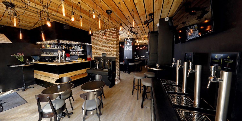 Le Freemousse bar