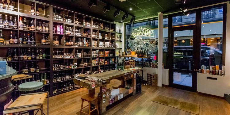 La Binouze Rochechouart, Bar Paris Pigalle #2