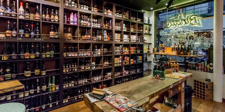La Binouze Rochechouart, Bar Paris Pigalle #1