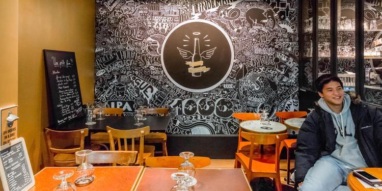 La Binouze Rochechouart, Bar Paris Pigalle #5