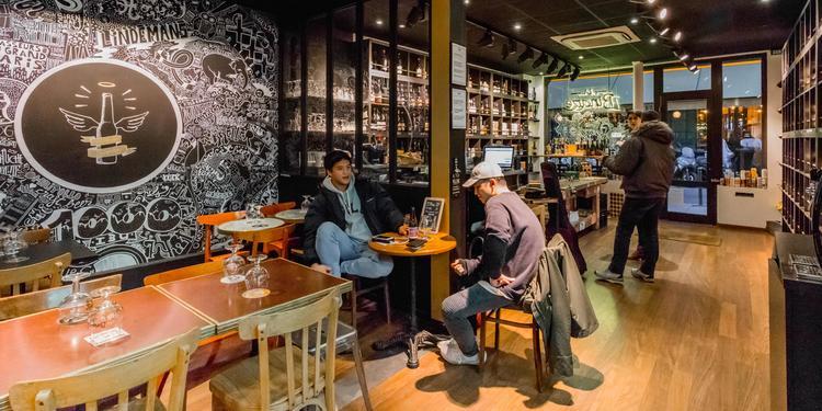 La Binouze Rochechouart, Bar Paris Pigalle #4