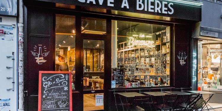 La Binouze Rochechouart, Bar Paris Pigalle #7