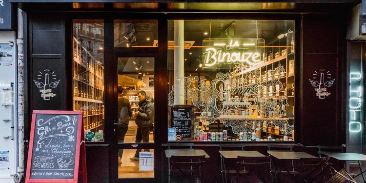 La Binouze Rochechouart, Bar Paris Pigalle #12