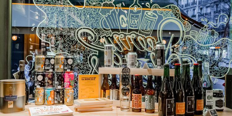 La Binouze Rochechouart, Bar Paris Pigalle #6