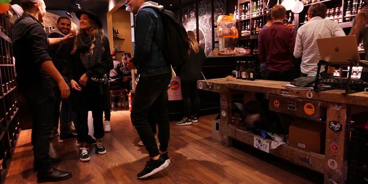 La Binouze Rochechouart, Bar Paris Pigalle #9