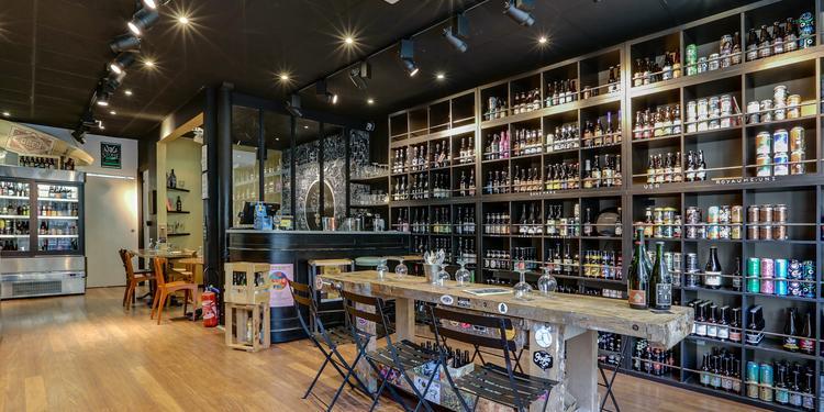 La Binouze Rochechouart, Bar Paris Pigalle #0