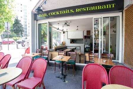 Terrasse de la Sybille, Bar Paris Buttes-Chaumont #0