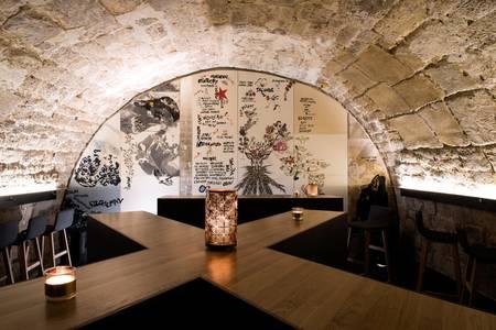 Golden Promise, Bar Paris Les Halles #0