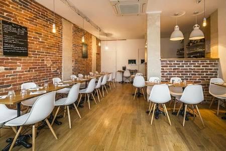 La Nonna, Restaurant Paris Bellevile #0