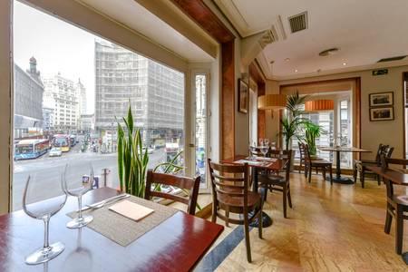Café del Príncipe, Restaurante Madrid Huertas #0