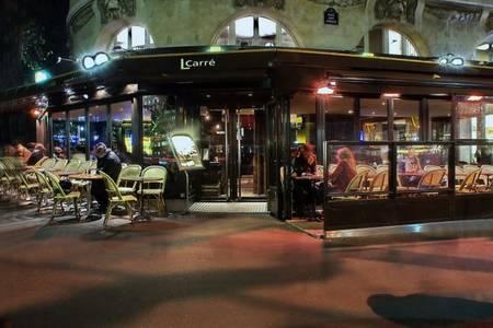 Le Carré, Restaurant Paris Saint-Lazare #0