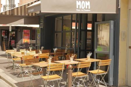 Mais Oui Madame, Restaurant Paris Ménilmontant  #0