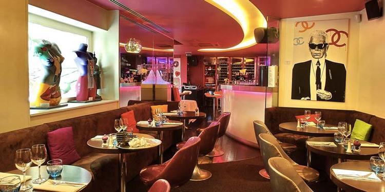 Le Toi Restaurant (FERMÉ), Bar Paris Champs Elysées #0