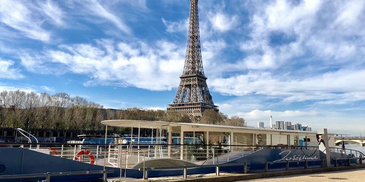 Le Yacht Joséphine, Salle de location Paris Trocadéro #0