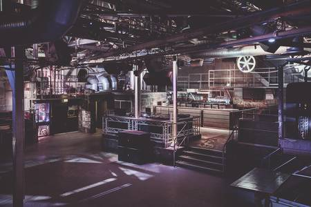 Le Bunker Club, Salle de location Lyon La Part Dieu #0
