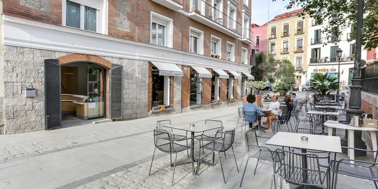 Federal Café Comendadoras, Bar Madrid Conde Duque #1