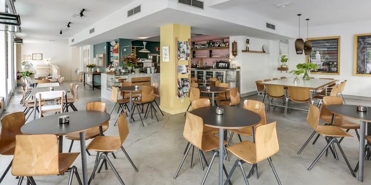 Federal Café Comendadoras, Bar Madrid Conde Duque #2