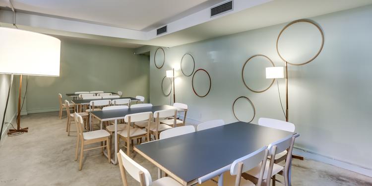Federal Café Comendadoras, Bar Madrid Conde Duque #3
