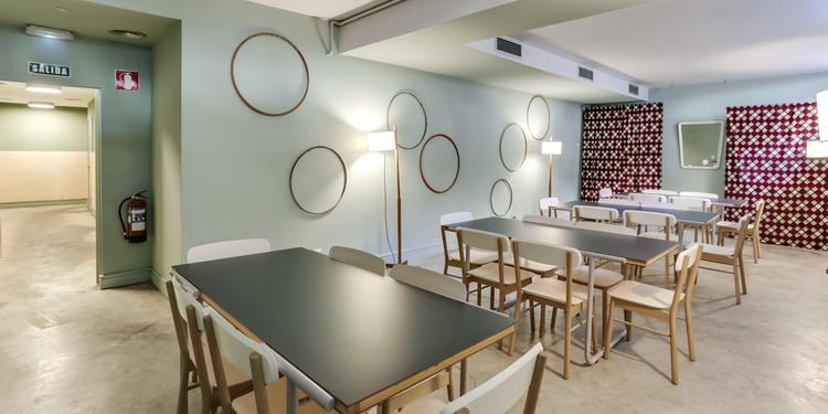 Federal Café Comendadoras, Bar Madrid Conde Duque #4