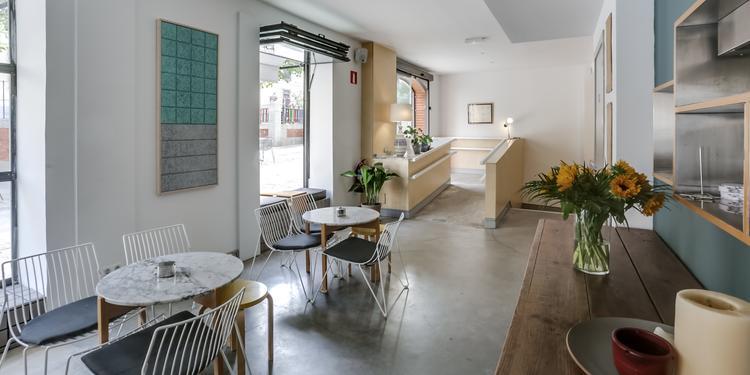 Federal Café Comendadoras, Bar Madrid Conde Duque #5