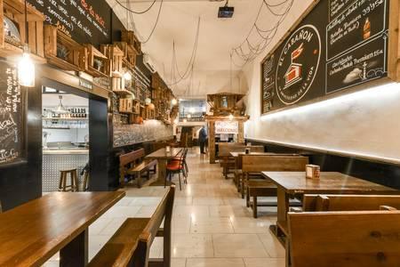 El Cabañón, Bar Madrid Argüelles #0