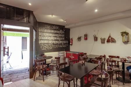 El Escaldón, Restaurante Madrid La Latina #0