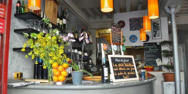 Le Café Jil (FERMÉ), Bar Paris Notre-Dame-de-Lorette #0