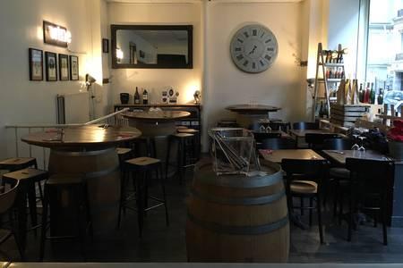 Au vin sur la planche (FERMÉ), Bar Paris Pigalle #0