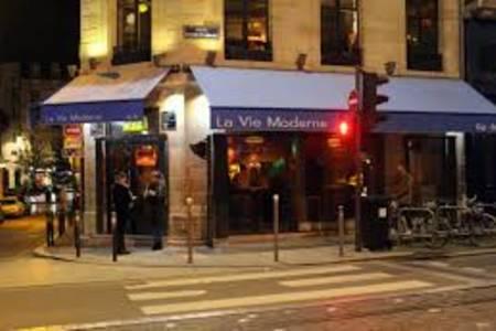 La Vie Moderne, Bar Bordeaux Capucins-Victoire #0