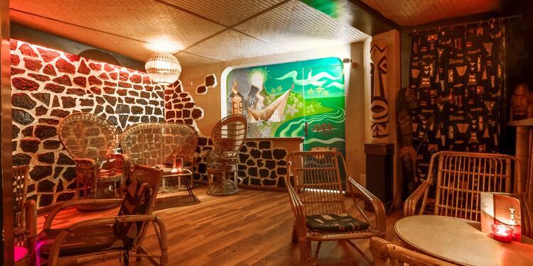 Le Tiki Lounge, Bar Paris République #0