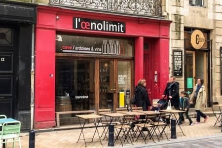 L'Oenolimit, Bar Bordeaux Capucins-Victoire #0