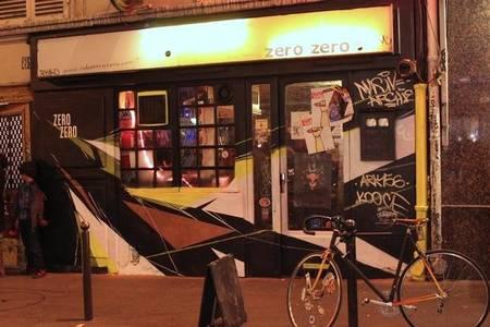 Le Zéro Zéro, Bar Paris Oberkampf #0