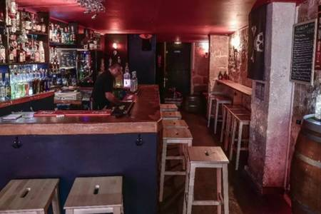 Le Pavillon Noir, Bar Bordeaux Saint Pierre #0