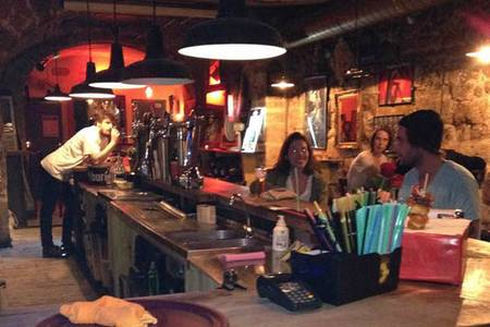 Milo's Café, Bar Bordeaux Saint Pierre #0